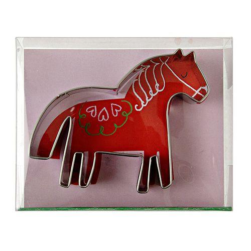 Dala Horse Cookie Cutters