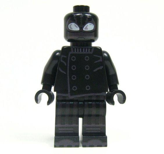 Lego Custom Spider-Man - - - - - - - - NOIR ...