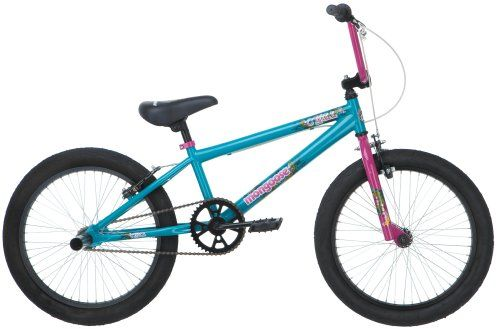 Mongoose Girl's Chill Bicycle, Teal Green, 20-Inch Mongoose,http://www.amazon.com/dp/B00AWNHSO6/ref=cm_sw_r_pi_dp_extJsb1HJV1EM929