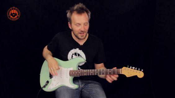 Comment jouer Don't You Know des Kungs à la Guitare