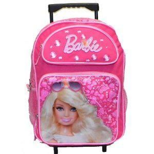 Barbie, Backpacks and Rolling backpack on Pinterest