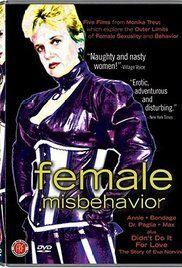 Female Misbehavior Poster