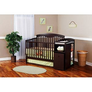 best crib and changer combo convertible 3 in 1 detachable changing
