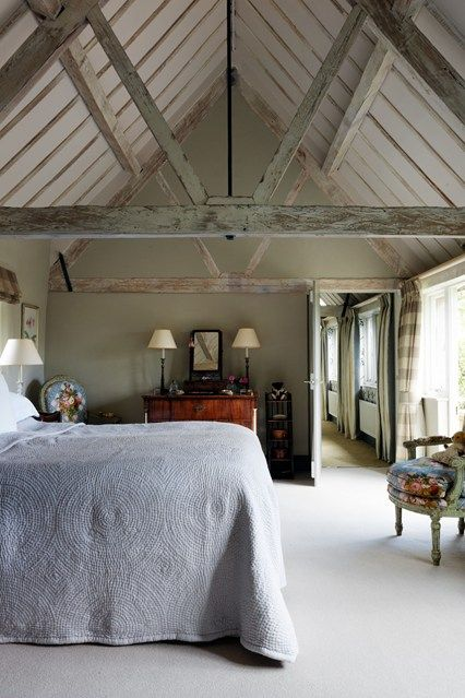 English Country Bedroom