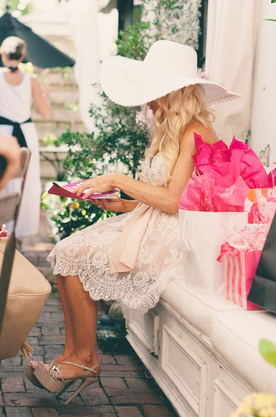 The Sweet Little Southern Charm by Tara Miller: My Bridal Shower Tea Party at Shoogie Boogies Tea Room