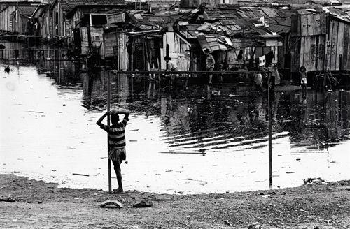 Favela da Maré, Rio de Janeiro, 1978