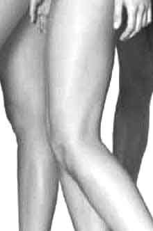 Pour affiner les cuisses en courant et avoir des jambes fines et toniques il faut courir avec un temps d'appui court.