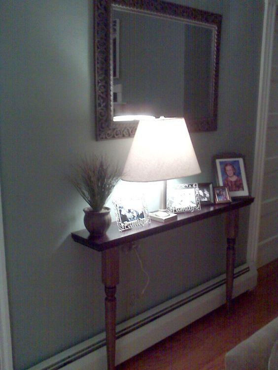 Hallways Radiators And Sofa Tables On Pinterest
