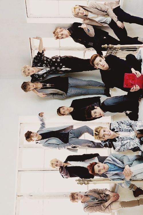 Yeah sure lets make the tallest members taller (tao and sehun gonna hit their head on the ceiling)