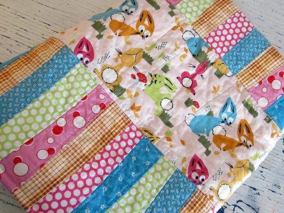 a little quilt I made