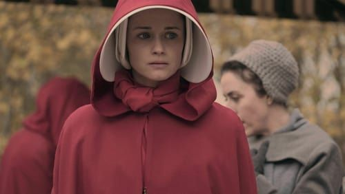 Watch The Handmaid S Tale Season 1 Episode 5 Online Handmaids Tale Costume Handmaid S Tale Show The Handmaid S Tale Book