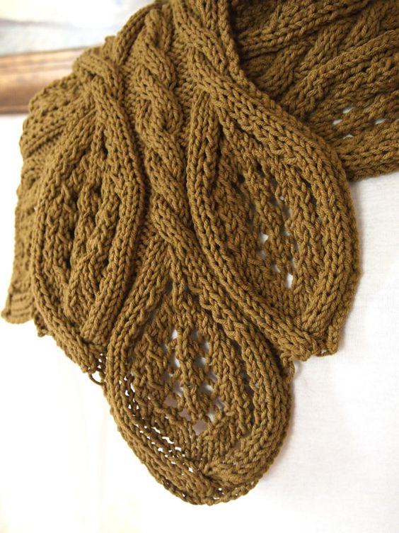 44 Hand Knitting Scarf PDF Pattern Collection by KnitChicGrace, $66.00: