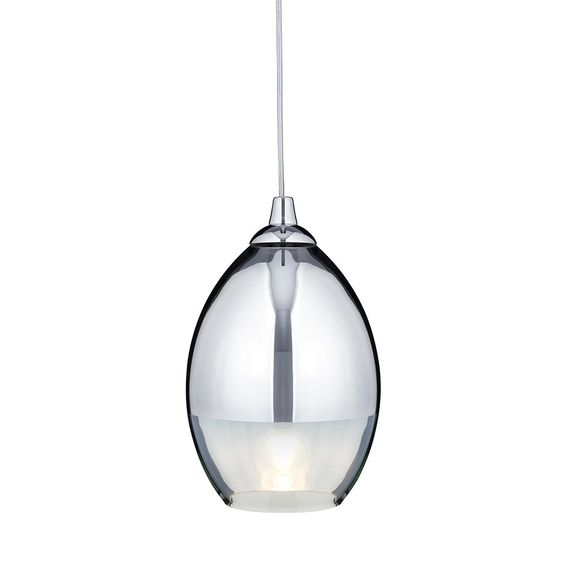 searchlight lighting wine bar single light ceiling pendant in polished chrome and clear glass finish ceiling lighting kitchen contemporary pinterest lamps transparent