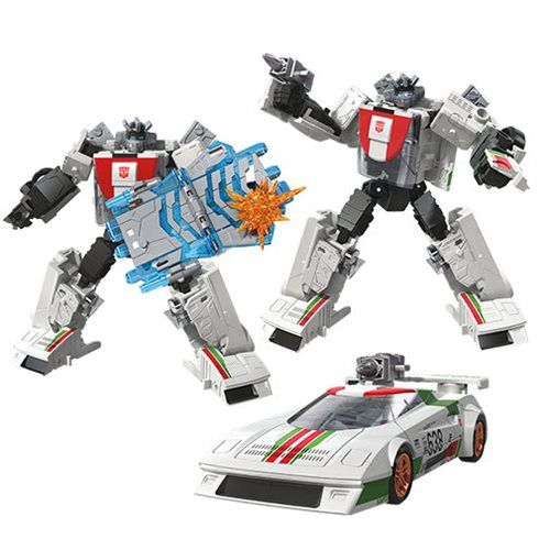 Transformers Generations War For Cybertron Earthrise Deluxe Wheeljack Actionfigur In 2020 Transformers Figur