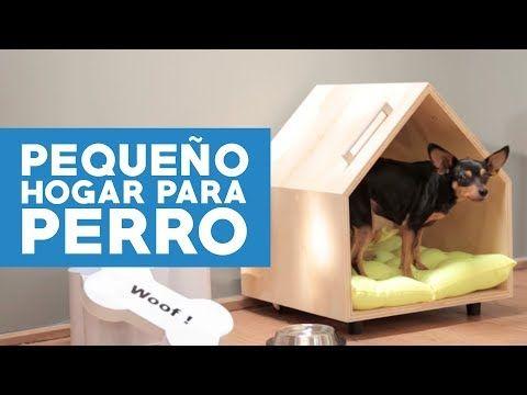 No Por Vivir En Un Departamento O Una Casa Pequena Tu Perro No Tendra Su Propio Espacio Y Su Casita Para Casas Para Perros Muebles De Perro Hogar Para Perros