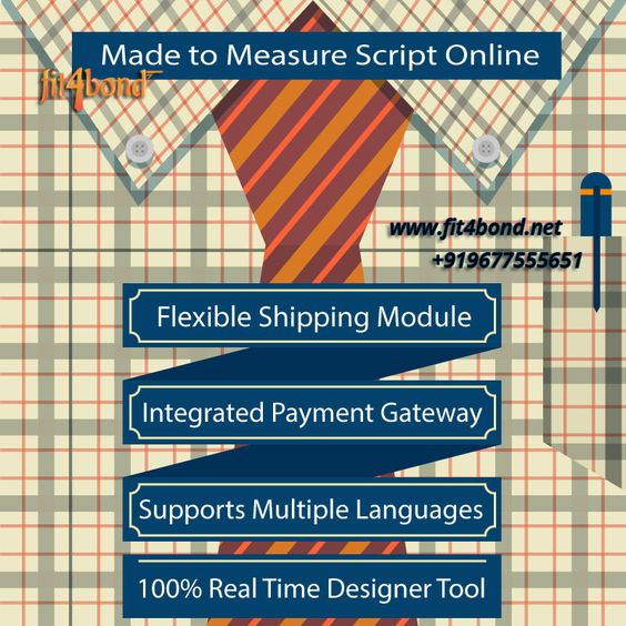 Tailors choose the right designers for your website design, then ...