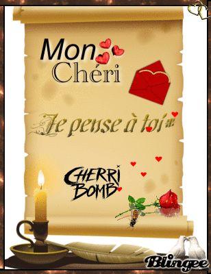 **** MON CHÉRI... CHERRI_BOMB...!!!! ****