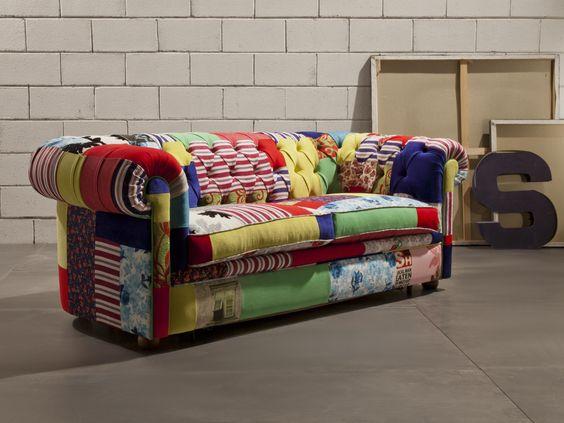Crazy chester lo produciamo anche come divano letto con - Divano letto chester ...