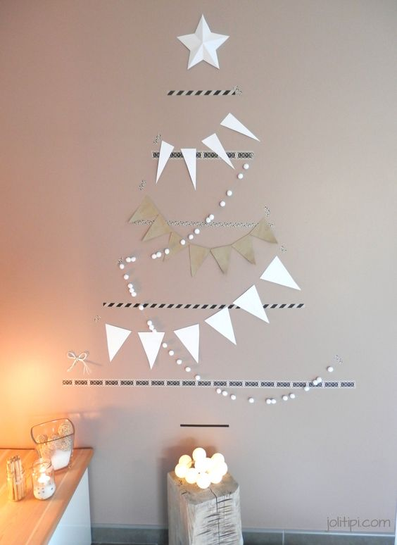 These Alternatives To The Tree Will Give You Ideas For Your Christmas Decor images 11