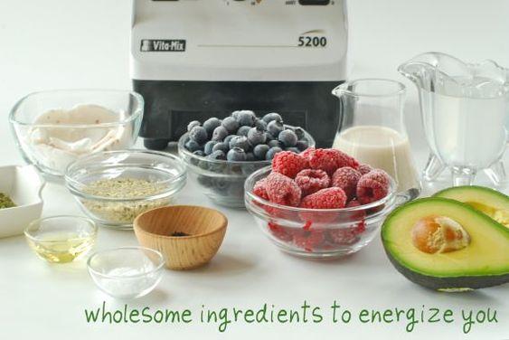 super powered smoothie.: Raw, Hemp, Alkaline Recipes, Coconut, Agave, Power Drinks, Powered Smoothie, Vanilla