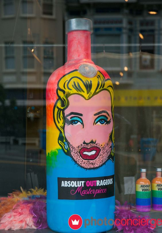 For an AbsolutOutrageous week ahead!!  #PhotoConcierge #Stockphoto #Absolut