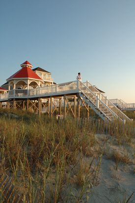 The most common accommodations are house and condo rentals. There is no end to the size, style, amenities and locations of these rentals. Ocean Isle Beach, NC