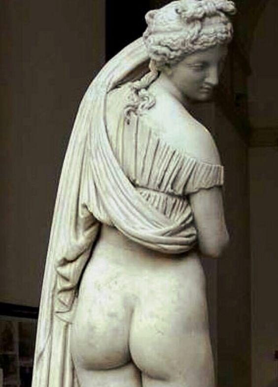 'Venus Calipigia' - Escuela neoática; Época Helenística.