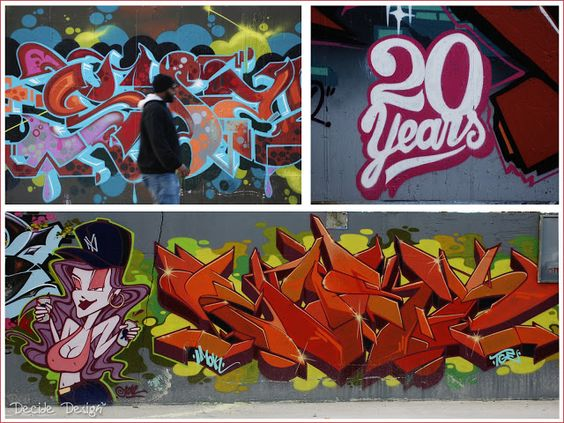 Decide Desigñ: Street Art