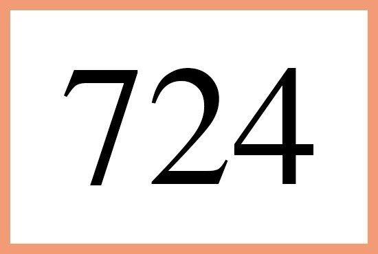 724のエンジェルナンバーの意味は ブラボー 問題が解決へ です More Than Ever エンジェル ナンバー エンジェル ハッピーになる考え方