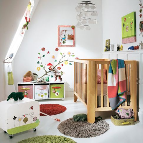 B b on pinterest for Catalogue vertbaudet chambre bebe