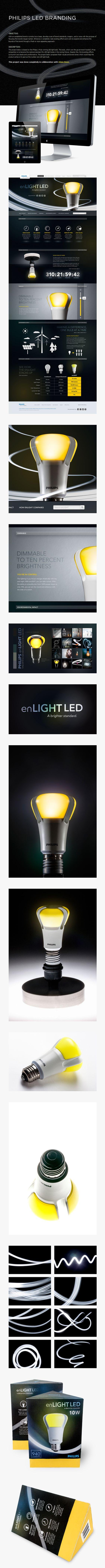 Philips LED Branding