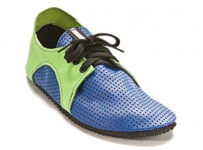 LITE Blue front, Smooth Lime back, LITE Blue sides