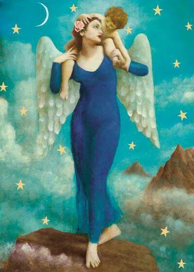 ¿Cómo invocar a mi ángel de la guarda?
