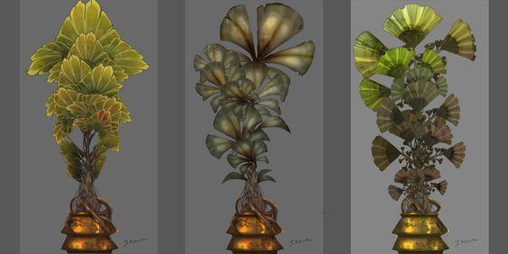 Plants Concept