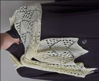 Lace scarf, Crystal palace and Pandas on Pinterest