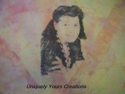 Uniquely Yours Creations: Image Transfer - easy!