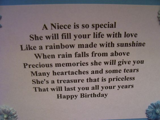 Happy Birthday Godmother Quotes Quotesgram: Birthday Cards For Niece's 18th