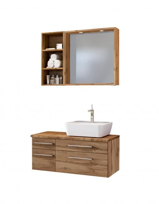 Billige Badmobel Set Badmobel Sets Holz Spiegelschrank Bad Led