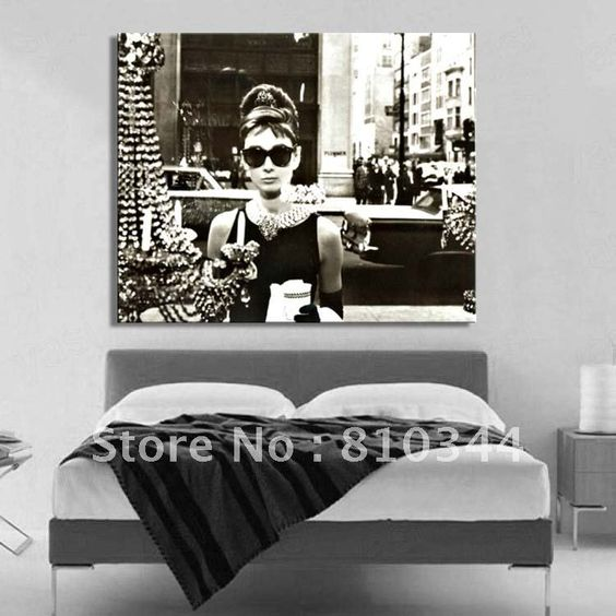 Pinterest the world s catalog of ideas for Audrey hepburn bedroom designs