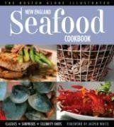 New England Seafood Cookbook by Boston Globe $26.95