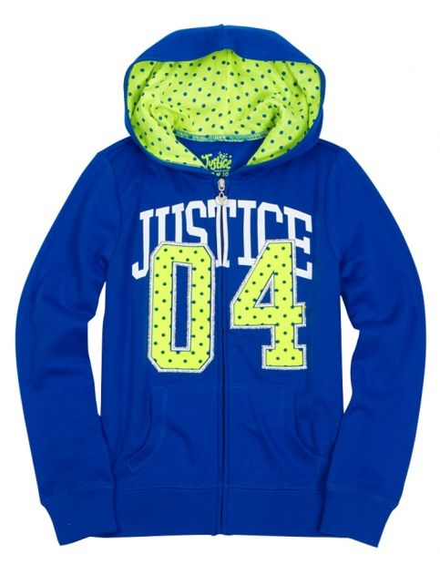 Justice omg I love this sweater I am going to tell my dad to buy it for me