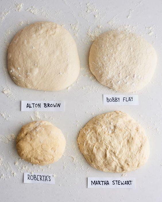 We Tested 4 Famous Pizza Dough Recipes — And 1 *Really* Stood Out
