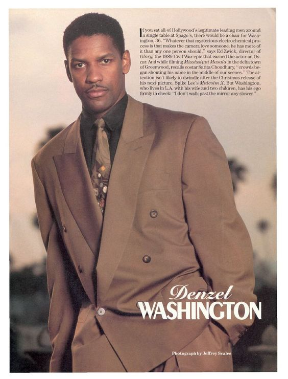 archive denzel washington vol no