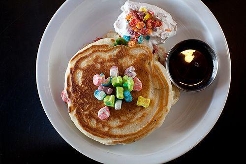 sweet breakfast. For fat kid Sundays.