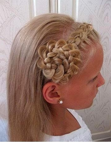 Marvelous Little Girl Hairstyles Girl Hairstyles And Hairstyles On Pinterest Hairstyle Inspiration Daily Dogsangcom