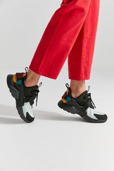 Nike Air Huarache City Low Sneaker   Nike huarache outfit, Nike ...