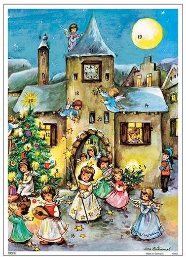 Alexander Taron Korsch Advent, Angel Parade