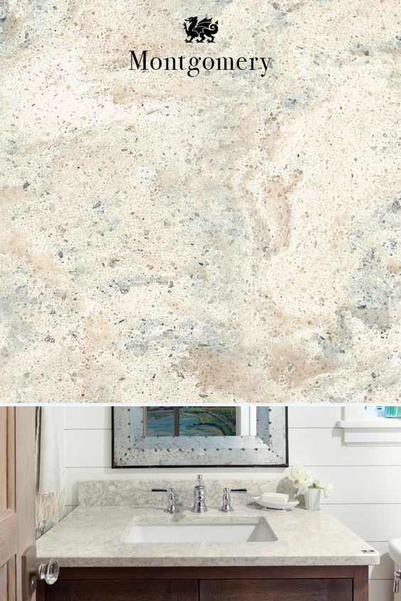 Dynamic And Durable Our Montgomery Design Is The Perfect Countertop For Your Next Bathroom