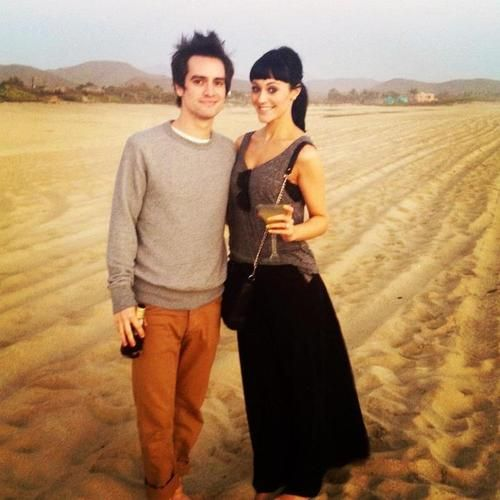 brendon and sarah | sarah orzechowski on Tumblr | Brendon ...