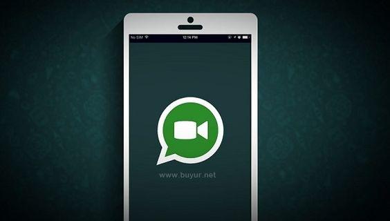 WhatsApp Görüntülü Arama Çok Yakında!